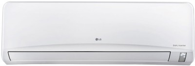 LG 1.5 Ton 3 Star Split AC  - White(JS-Q18NPXA, Aluminium Condenser)   Air Conditioner  (LG)
