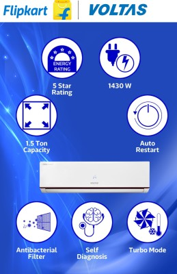 Voltas-Jade-185-JY-1.5-Ton-5-Star-Split-Air-Conditioner