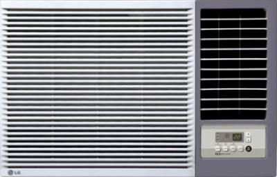 LG L-Crescent Plus LWA5CS5A 1.5 Ton 5 Star Window Air Conditioner Image