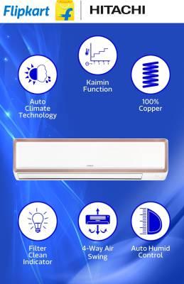 Hitachi-2-Tons-4-Star-Split-air-conditioner