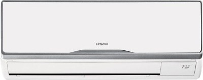 Hitachi 1 Ton 3 Star BEE Rating 2017 Split AC  - White(RAU312HWDD)