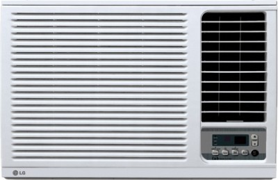LG 1.5 Ton 3 Star BEE Rating 2017 Window AC  – White(LWA5GW3A)