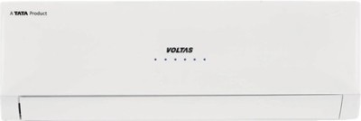 Voltas 1 Ton 3 Star BEE Rating 2017 Split AC  - White(123 Lyi (Luxury)) 1