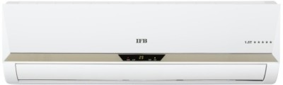 IFB 1.5 Ton 5 Star Split AC  - White(IACS18BF5TP-1.5 Ton, PFC Condenser)