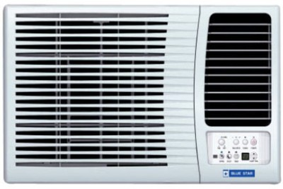 Blue Star 2.0 Tons 2 Star Window AC White   Air Conditioner  (Blue Star)