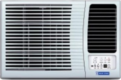 Blue Star 1.5 Ton 5 Star Window AC  - White(5W18LA, Copper Condenser)