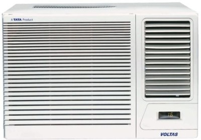 Voltas 1.5 Ton 2 Star Window AC  - White(182 CY)
