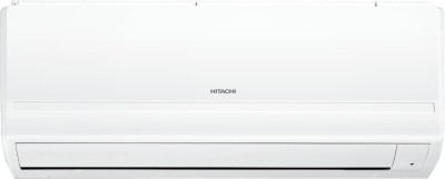 Hitachi 1 Ton 3 Star BEE Rating 2017 Inverter AC  - White(RAU312KWEA)