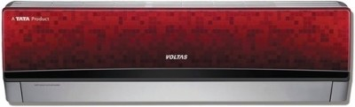 Voltas 1.5 Ton 5 Star Split AC  - Red(185EYIMR)