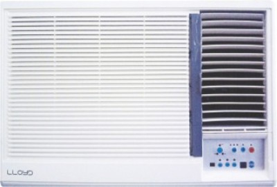 Lloyd 1.5 Ton 3 Star BEE Rating 2017 Window AC is one of the best window split air conditioners under 25000