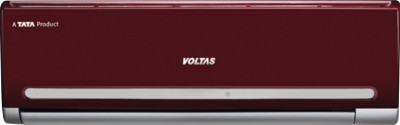 Voltas 1.5 Ton 3 Star Split AC  - Red(183 EYR)