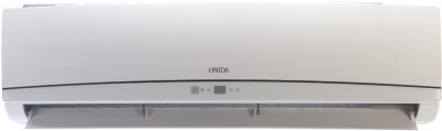 Onida 1.5 Ton 3 Star BEE Rating 2017 Inverter AC  – White(INV18DLA, Copper Condenser)