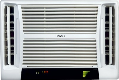 Hitachi RAV513HUD 1.1 Ton 5 Star Window AC   Air Conditioner  (Hitachi)