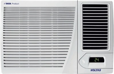 Image of Voltas 1.5 Ton 3 Star Window Air Conditioner which is one of the best air conditioners under 35000