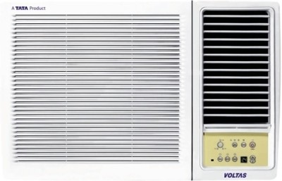 Image of Voltas 1 Ton 3 Star Window Air Conditioner which is one of the best air conditioners under 25000
