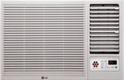LG 1.5 Ton 3 Star LWA5CT3A Window AC White