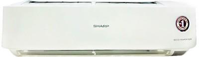 Sharp 1.1 Ton 3 Star BEE Rating 2017 Inverter AC  - White(AH-X13PET-W, Copper Condenser) 1