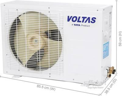 Voltas 243 Cyi 2 Ton 3 Star Split AC