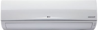 LG 1.5 Ton 3 Star BEE Rating 2017 Inverter AC  - White(BSA18IBE)