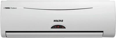 Voltas 1 Ton 2 Star Split AC  - White(122DY/DYA)
