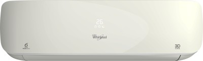 Whirlpool 1.5 Ton 5 Star BEE Rating 2017 Split AC  - Snow White(1.5T 3DCOOL HD COPR 5S, Copper Condenser)