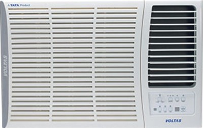 Voltas 1 Ton 5 Star BEE Rating 2018 Window AC - White is one of the best window split air conditioners under 25000