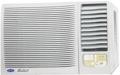 Carrier 1.5 Ton 3 Star Window AC  - White(18K ESTRELLA Plus)
