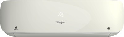 Whirlpool 1 Ton 3 Star BEE Rating 2017 Split AC  - Snow White(1T 3DCOOL HD COPR 3S, Copper Condenser)