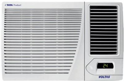 Voltas 1.5 Ton 3 Star Window AC  - White(183 CY)