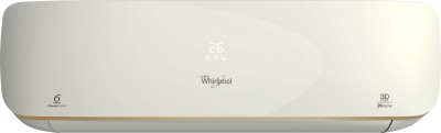 View Whirlpool 1.5 Ton 5 Star BEE Rating 2017 Split AC  - White Gold(3D COOL XTREME HD 5S)  Price Online