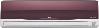 LG 1 Ton 3 Star BEE Rating 2018 Inverter AC  - White(JS-Q12PUXA, Copper Condenser)