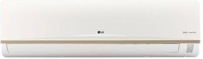 LG 1.5 Ton 3 Star BEE Rating 2017 Inverter AC  - White(JS-Q18AUXA, Copper Condenser)