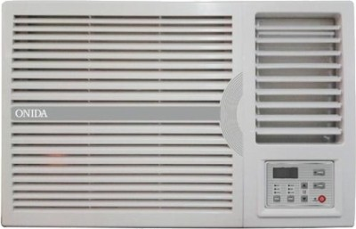 Onida 1.5 Ton 3 Star Window AC  - White(W183FLT)