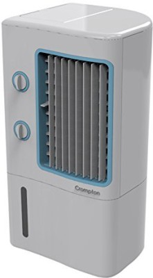 Crompton ACGC-PAC07GRY Personal Air Cooler(Light Grey, 7 Litres)