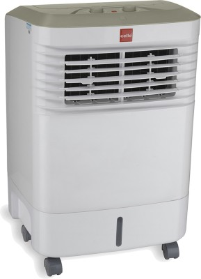 Cello Trendy 22 Room Air Cooler(White, 22 Litres)  available at flipkart for Rs.6049