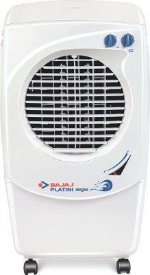 Bajaj PLATINI COOLEST TORQUE PX 97 Personal Air Cooler(White, 36 Litres)  available at flipkart for Rs.5749