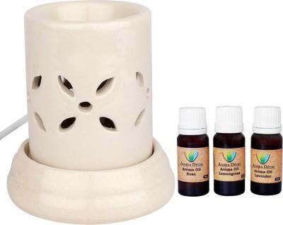 Aroma Decor Lemongrass Aroma Oil, Diffuser Set(30 ml) at flipkart