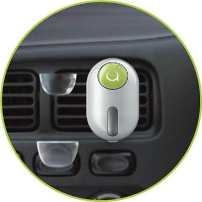 Godrej aer Fresh Lush Green Car  Freshener Gel(10 g, Click Dispense Action)  available at flipkart for Rs.350