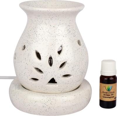Aroma Decor Lemongrass Aroma Oil, Diffuser Set(10 ml) at flipkart