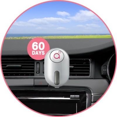 Godrej aer Petal Crush Pink Car  Freshener Gel(10 g, Click Dispense Action)  available at flipkart for Rs.350