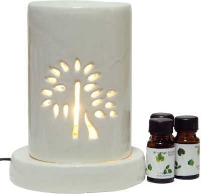 Aroma Decor Lemongrass Aroma Oil, Diffuser Set(30 ml) at flipkart