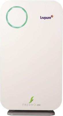 Livpure Fresho2 450 Portable Room Air Purifier(White)