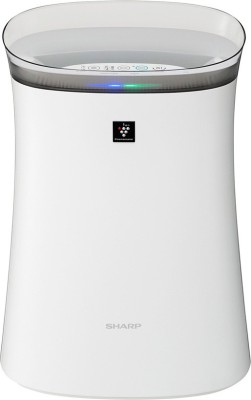 Sharp Air Purifier for Homes & Offices | Dual Purification - ACTIVE (Plasmacluster Technology) & PASSIVE FILTERS (True HEPA H14...