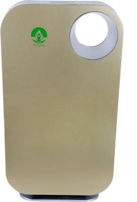 RPM Airtech AT-21 Portable Room Air Purifier(Gold)