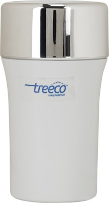 Treeco Solid Portable Car Air Purifier Silver, White Treeco Car Electric Air Purifiers