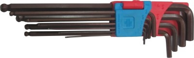 Taparia-KBHI10X-Allen-Key-Extra-Long-Ball-Point-Set