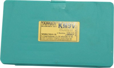 Taparia-KM9V-Allen-Key-Set
