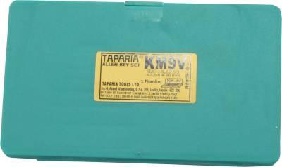 Taparia-KM9V-Allen-Key-Set