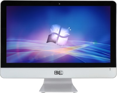 BBC - (Core i5/4 GB DDR3/1 TB/Free DOS)(White, 21.5 Inch Screen)
