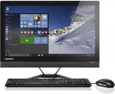 Lenovo IdeaCenter 300 (F0BV003TIN) (i3 6th Gen,4GB,1TB,WIn 10) All-In-One Desktop